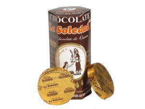 La Soledad Mexican Chocolate, Almendrado 335 gm (11.8 oz)