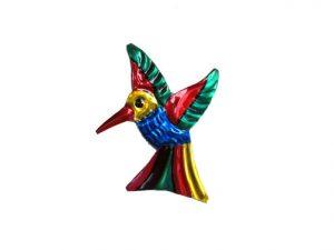 TIN MAGNET - Hummingbird