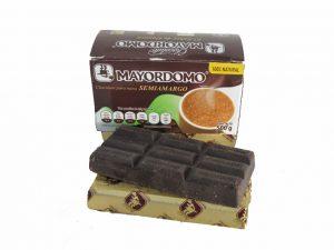 Mayordomo Mexican Chocolate, SEMI-BITTER BLEND, 500 grams (17.6 oz)