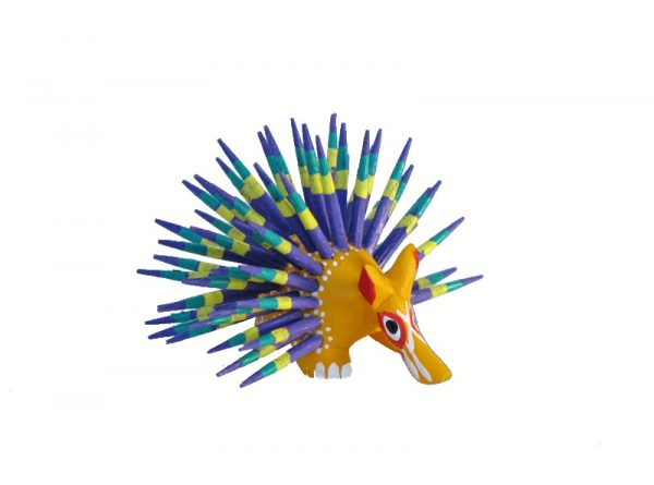 MINI CARVING Stocking Stuffer - Porcupine, 2-inch