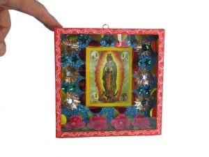 Lady of Guadalupe Diorama, full view