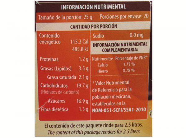 Mayordomo Mexican Chocolate, CLASSICO BLEND, 500 grams (17.6 oz)