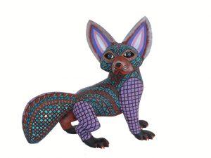 Chihuahua, Oaxaca Alebrije Carving, 7-inch long