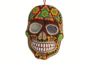 Huichol Art Adult Face Mask #5
