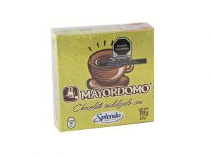 Mayordomo Mexican Chocolate with Splenda Sweetener, 120 gram (4.2 oz.) pkg